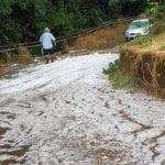 """Grandinata estiva """"devastante"""", Maenza chiede stato di calamità naturale (video)"""