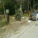 Minturno, i militanti di CasaPound a Pantano Arenile: chiedono la riqualificazione della zona