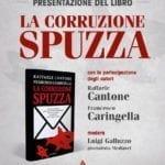 """A Gaeta la presentazione del libro """"La corruzione spuzza"""""""