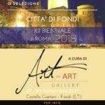 I edizione della mostra d'arte internazionale di selezione Città di Fondi