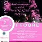 """Campagna Nastro Rosa"", a Terracina la cerimonia di apertura"