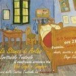 """Formia, la Corte comunale ospita lo spettacolo teatrale: """"la Stanza di Arles"""""""