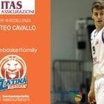 Latina Basket: a tu per tu con il giovane Matteo Cavallo