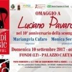 Omaggio a Luciano Pavarotti alla VI edizione del Fondi Music Festival