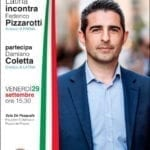 """Il sindaco di Parma Pizzarotti ospite alla rassegna """"Comuni… in Comune"""""""