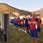 Serie C, al Racing Fondi l'illustre augurio di Totti (video)