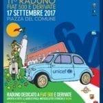 Torna a Sabaudia il raduno delle Fiat 500