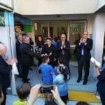 """Inaugurata la biblioteca a Rio Fresco, Zingaretti: """"Più risorse per la cultura"""" (#VIDEO)"""