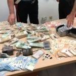 Spaccio di stupefacenti a Minturno: arrestato con oltre 700 grammi di droga