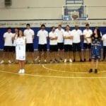Basket Latina, presentata alla città la nuova Benacquista