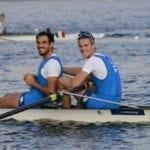 Mondiali di canottaggio: Lodo e Vicino campioni, Montrone argento