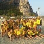 Terracina, grande successo per il progetto internazionale #PlasticFreeBeaches