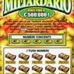 Vince 2 milioni di euro con un gratta e vinci. La fortuna bacia Aprilia