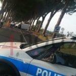 Appia, furgone fuori strada: un morto e un ferito