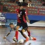Fondi, calcio a 5: pareggio per la Virtus in Coppa Lazio