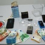 Spaccio alle case popolari di Fondi: due arresti