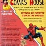 """Al via il progetto """"Comics House"""" a Fondi: gli studenti creano fumetti"""