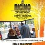 """Al """"San Benedetto""""  la prima visione del cortometraggio """"L'albero di Ricino"""""""