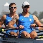 Mondiali di canottaggio: grazie alle Fiamme Gialle l'Italia chiude col botto