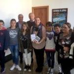Gli studenti del Caetani presentano Cisterna in cinque lingue