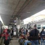Guasto elettrico, ritardi e cancellazioni per i treni della linea Roma-Napoli