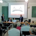 A Scauri la presentazione del Comitato Luigi Giura (#VIDEO)