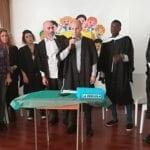 """Inaugurato il nuovo anno scolastico de """"La Pergola"""" di Cisterna"""