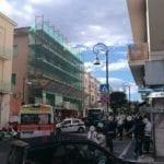 Investimento su via Vitruvio a Formia: ferita una ragazza