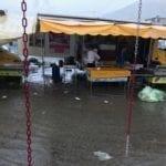 """""""Il maltempo frena i mercati"""", l'allarme lanciato dagli ambulanti"""