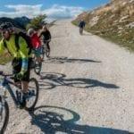 Si perdono in bici sugli Aurunci, recuperati dai vigili del fuoco