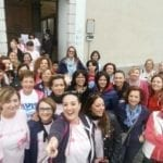Ottobre Rosa a Cisterna, grande partecipazione alle iniziative del weekend