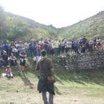 Tra natura e storia, successo per la camminata lungo l'Appia antica