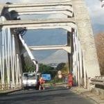 Auto mette ko tiranti del ponte sul Garigliano: Appia chiusa