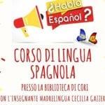 Cori, riparte il corso gratuito di lingua spagnola