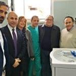 Ospedale di Fondi, un nuovo macchinario per il reparto di endoscopia