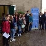 Cori, Via Francigena al centro dell'Europa con il programma Erasmus Plus