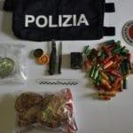 Hashish e marijuana, due arresti per spaccio a Latina