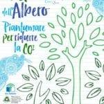 Latina, festa dell'Albero con studenti e volontari