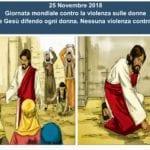 """""""Io come Gesù difendo ogni donna"""", la campagna di sensibilizzazione del teologo padre Rungi"""