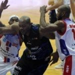 Il Latina Basket cede al Biella al termine di una gara combattuta