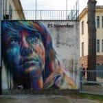 """La street art per dire """"no"""" alla violenza sulle donne: a Fondi torna il progetto """"25Novembre"""""""