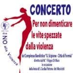 """""""No alla violenza"""": concerto in ricordo delle vittime con la FIDAPA"""