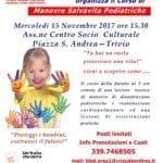 """""""Manovre Salvavita Pediatriche"""", il corso a Formia"""