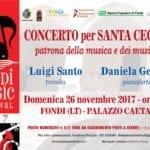 """Il """"Duo Pitros"""" alla VI edizione del Fondi Music Festival"""