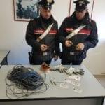 Ladri a Minturno: l'auto dei denunciati segnalata sui luoghi di vari furti