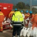 """Emergenza alluvioni, il master alla """"Gari 88"""" di San Cosma"""