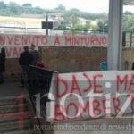 """In """"ritardo"""" il treno di Matteo Renzi, attesa alla stazione di Minturno-Scauri"""