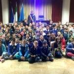 """Cisterna, gli studenti """"interrogano"""" il sindaco su temi cittadini"""