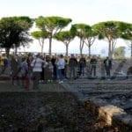 """Il """"Bicicletterario"""" si presenta nell'area archeologica di Minturnae #VIDEO"""