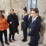 Gli studenti del Filangieri a Minturnae per una giornata dedicata ad Apicio